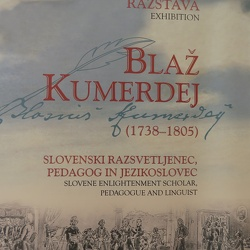 Blaž Kumerdej [april 2021]